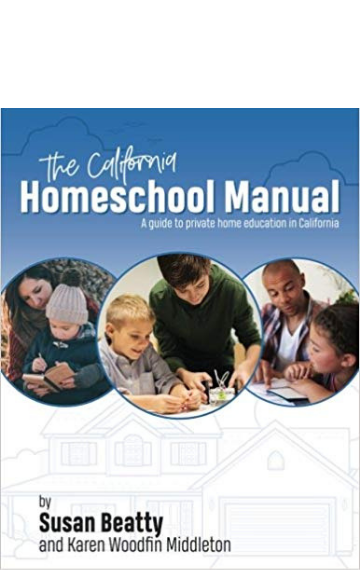 California Homeschool Manual
